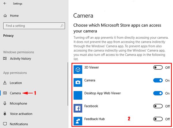 logitech webcam not working in windows 1