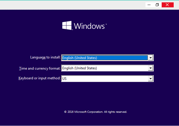 Reinstall Your Windows