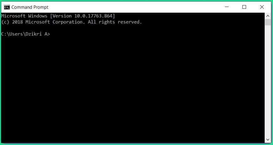 Windows Update Error