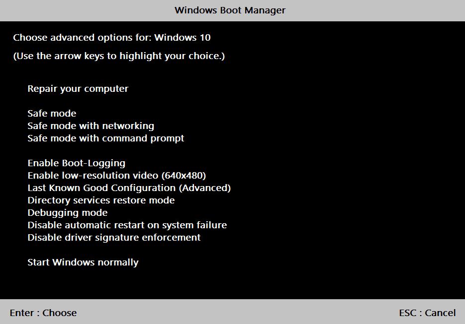 How to Easily Fix Windows Failed To Start