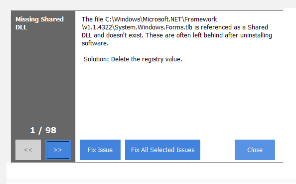 Using CCleaner