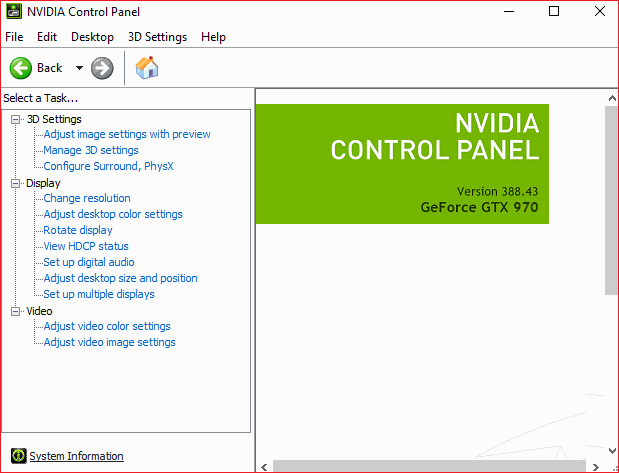 Why is the NVIDIA Control Panel Missing in Windows 10?