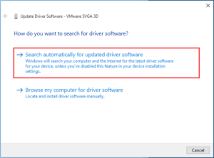Update Device Drivers to the Newest