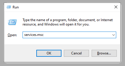 Through Program Services