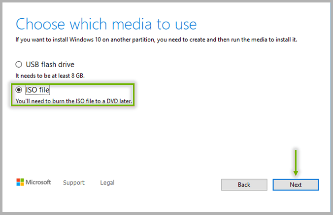 How To Download ISO Files From Microsoft 4