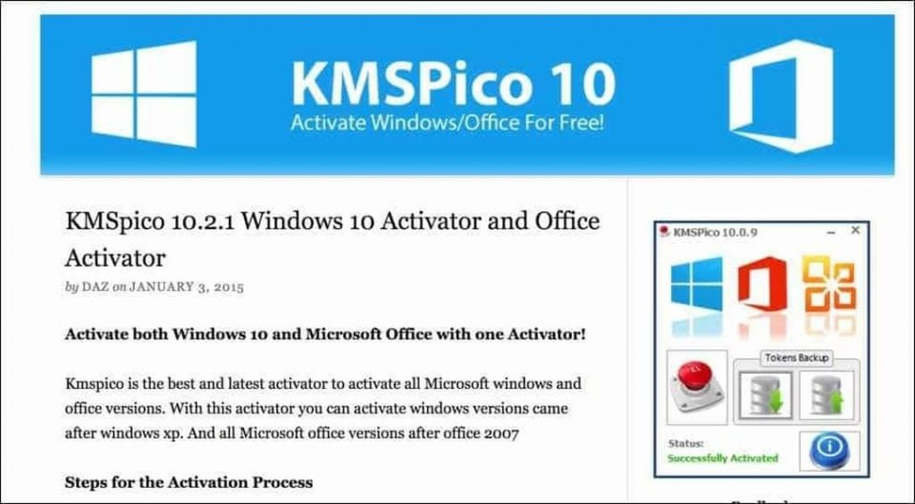 How to Activate Windows 10 Offline