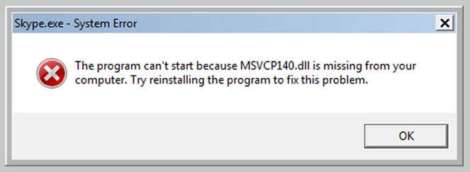 What Is Msvcp140.dll