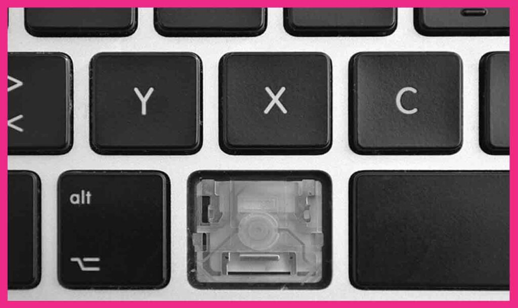Clean Your Laptop Keyboard
