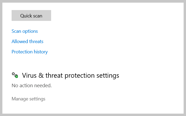 How To Temporarily Turn Off Windows Defender Windows 10