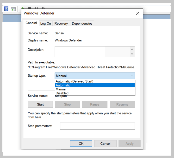 How to Fix Windows Defender Can't Open