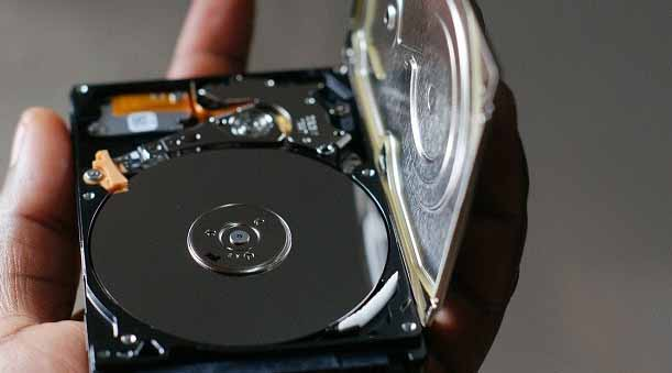 fix Sounding Hard Drive