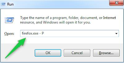Fix Firefox Won't Open Via Run