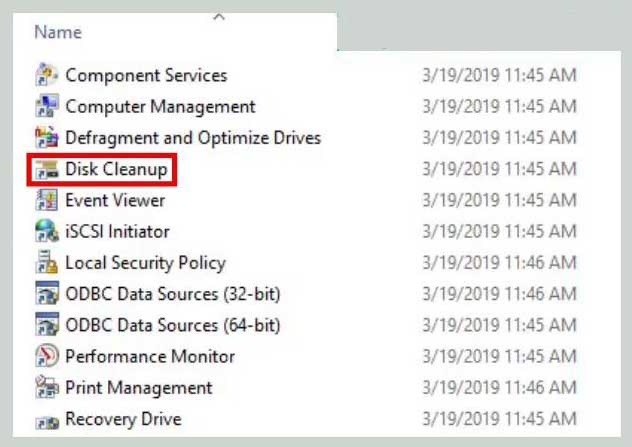 How to Clean a Full C Drive in Windows 8 Without an Application
