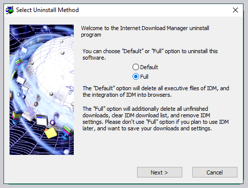 How to Uninstall IDM (Internet Download Manager) on Windows 3