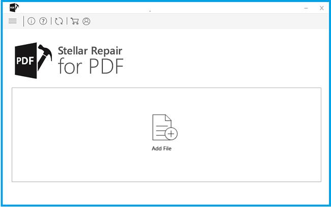 Repair PDF