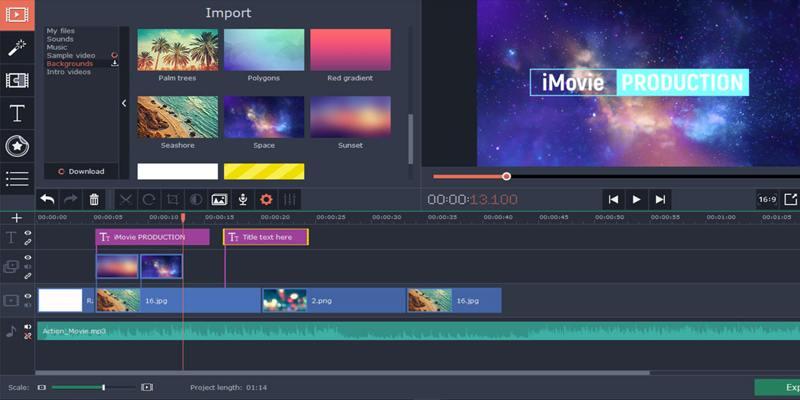 iMovie (Mac & Iphone)