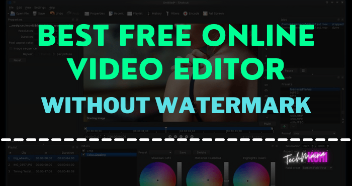 Best Free Online Video Editor Without Watermark