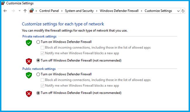 Disable-Windows-10-Firewall