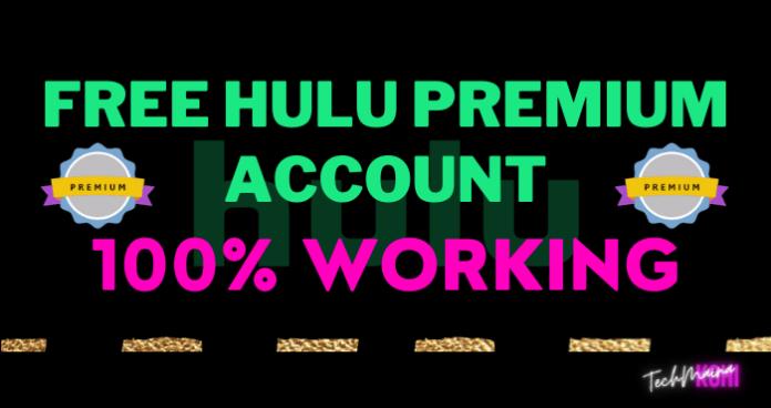 Free Hulu Account [100% Working Hulu Premium Accounts]