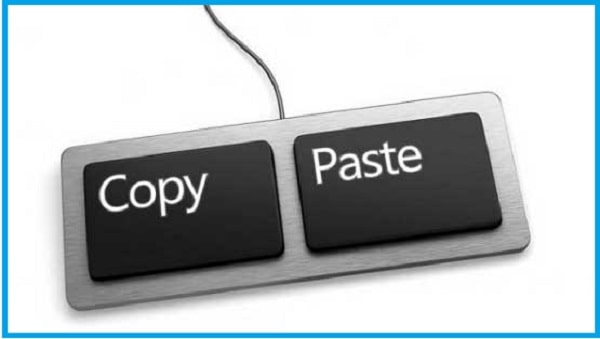 How to solve not being able to copy and paste in Windows 10
