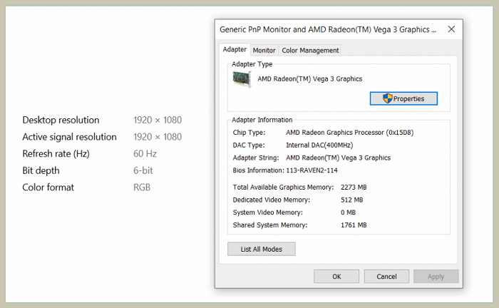 AddUpgrade VRAM Manually