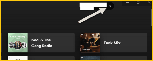 How to Change Spotify Username on pc