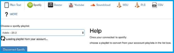 Playlist-converter.net