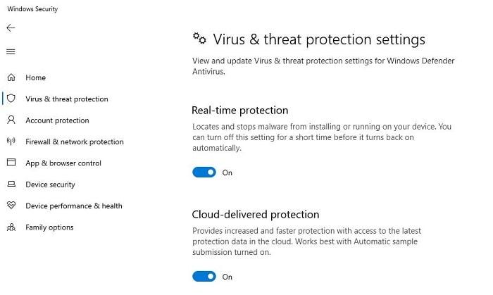 Remove Virus