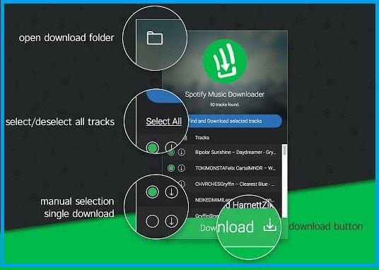 Spotify Deezer Music Downloader