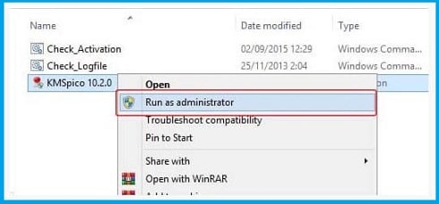Activating Office 2013 Using KMS Pico