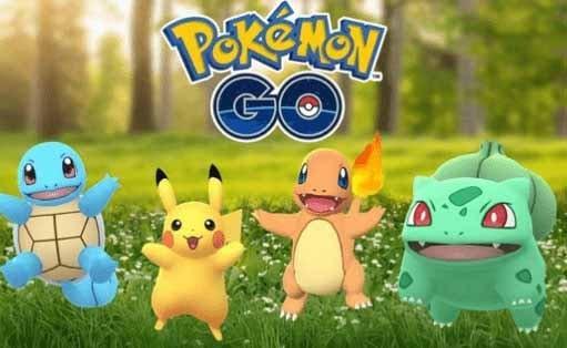 Features of Pokemon Go