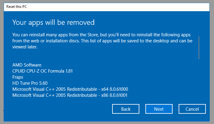 How to Reset Windows 10 Like New Without Losing Data