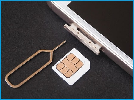 Try Cleaning the Connector and SIM Card
