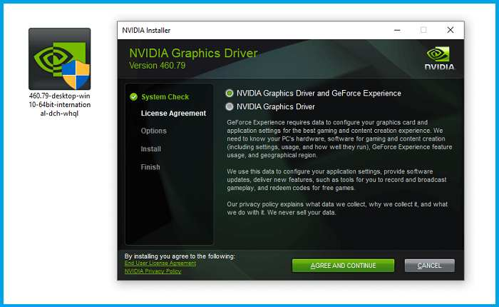 Update Driver To The Latest Version