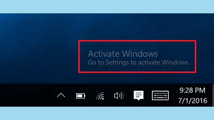 What Are Windows Activated Notifications