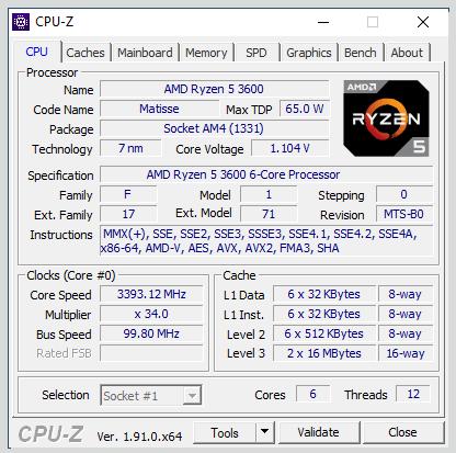 Use CPU-Z