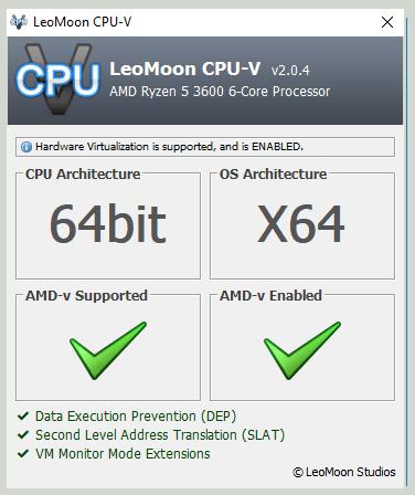 Use LeoMoon CPU-V