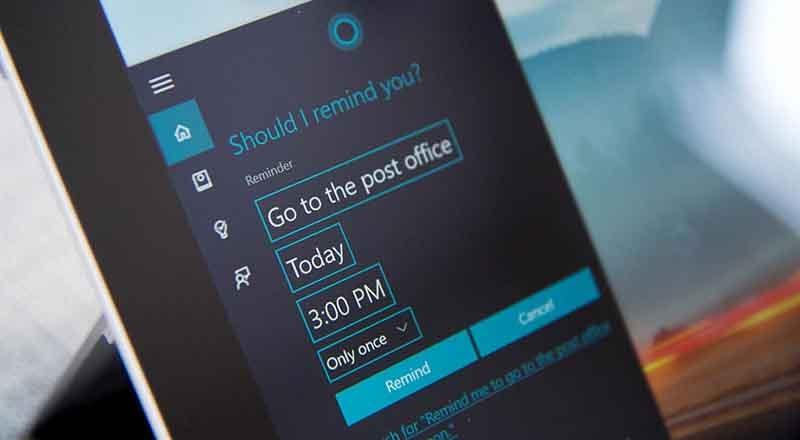 Doing Cortana
