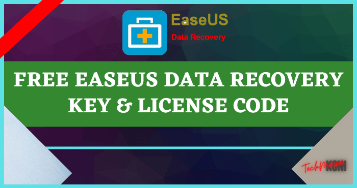 Free EaseUS Data Recovery Key & License Code