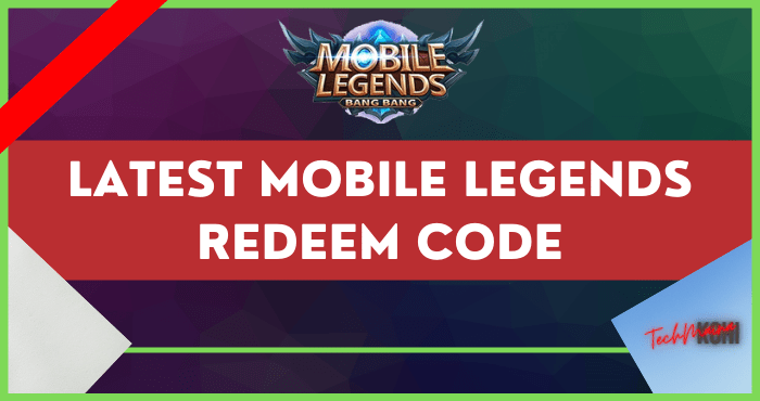 Latest Mobile Legends Redeem Code