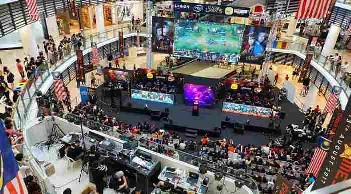 Participate in Mobile Legends Events
