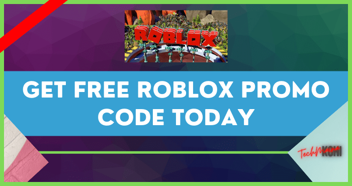 Get Free Roblox Promo Code Today