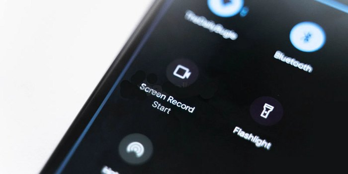 Screen Recorder Features