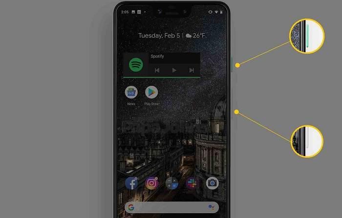 Screenshot Feature