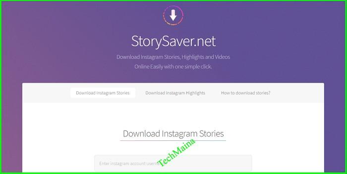 Story Saver